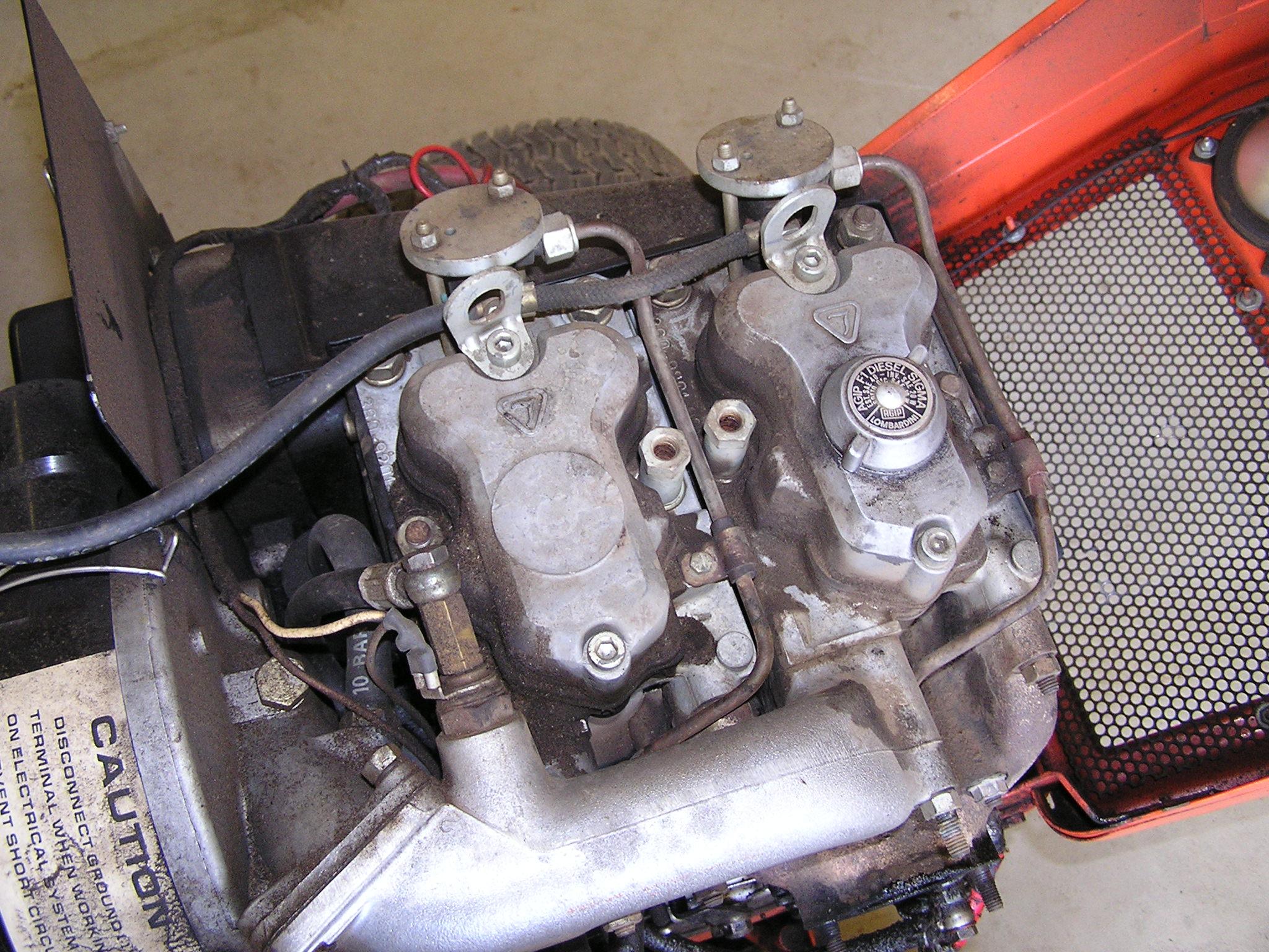 Isuzu Ascender P1805 Engine Error Code